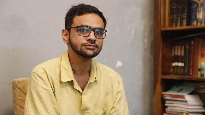 Umar Khalid, November
