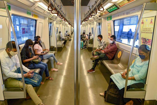 Delhi Metro, OECD