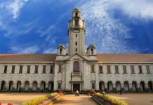 Indian Institute of Science (IISC), institutes