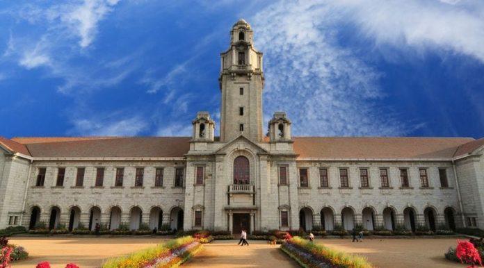 Indian Institute of Science (IISC), institutes