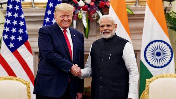 Donald Trump, PM Modi, COVID-19 Testing