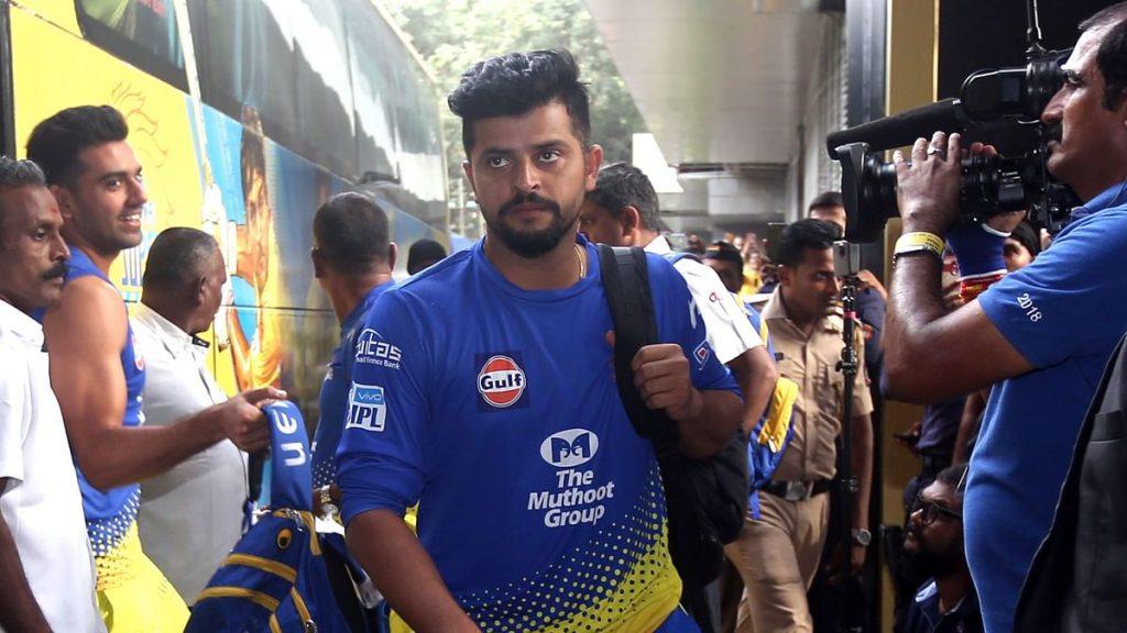 Suresh Raina, IPL, CSK