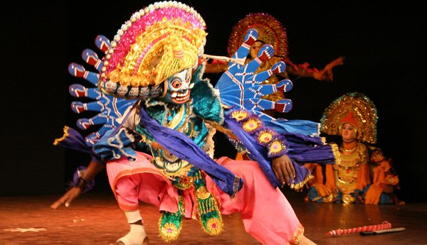 The Chhau Dance