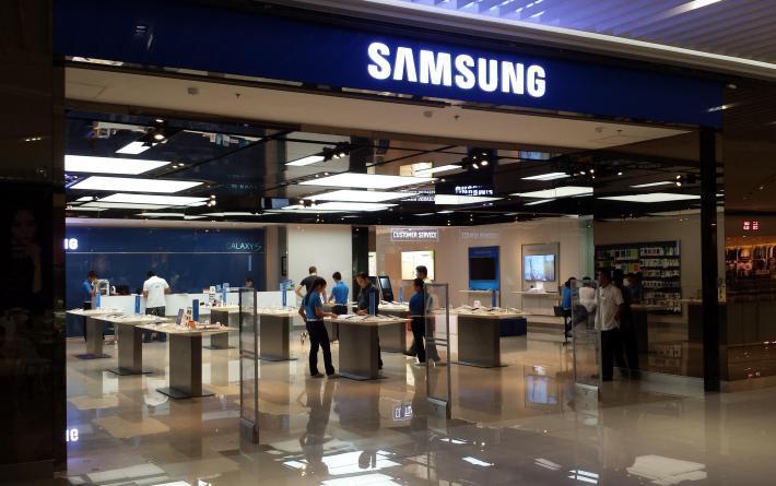Samsung beats Xiaomi, smartphone brand