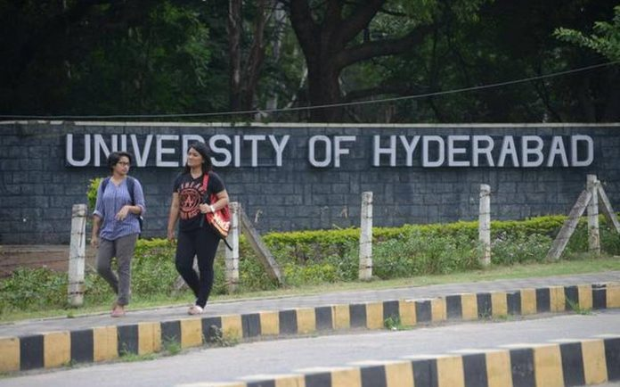 UOH, University of Hyderabad