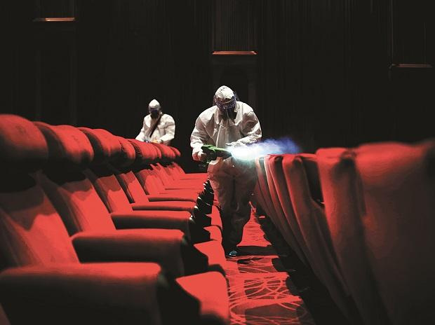 Cinemas reopen