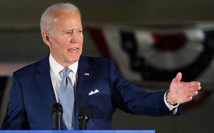 Joe Biden, citizenship access