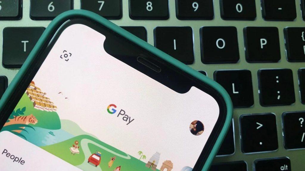 Google Pay app, Apple App Store