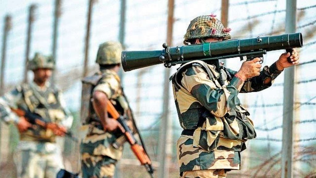 Indian soldier martyred