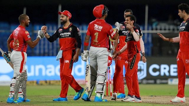 KXIP defeats RCB, IPL 2020