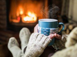 stay warm in winters