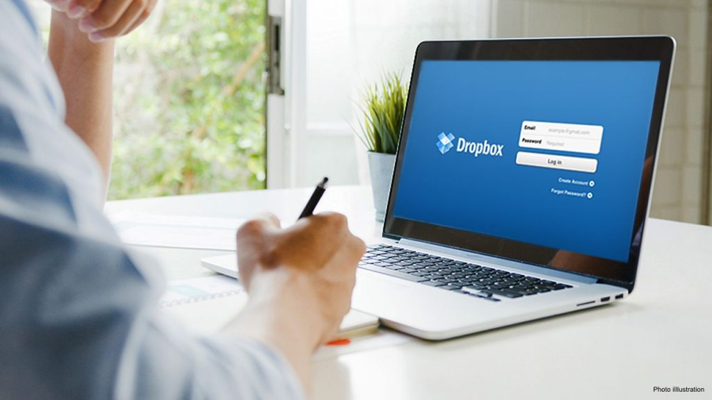 Dropbox, work from home