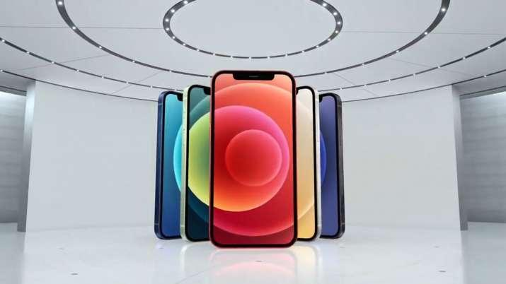 iPhone 12, Apple