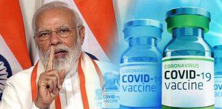 COVID-19 vaccine delivery, PM Modi