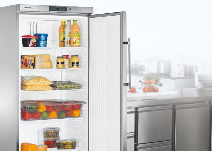 DuoCooling technology, Liebherr Refrigerators
