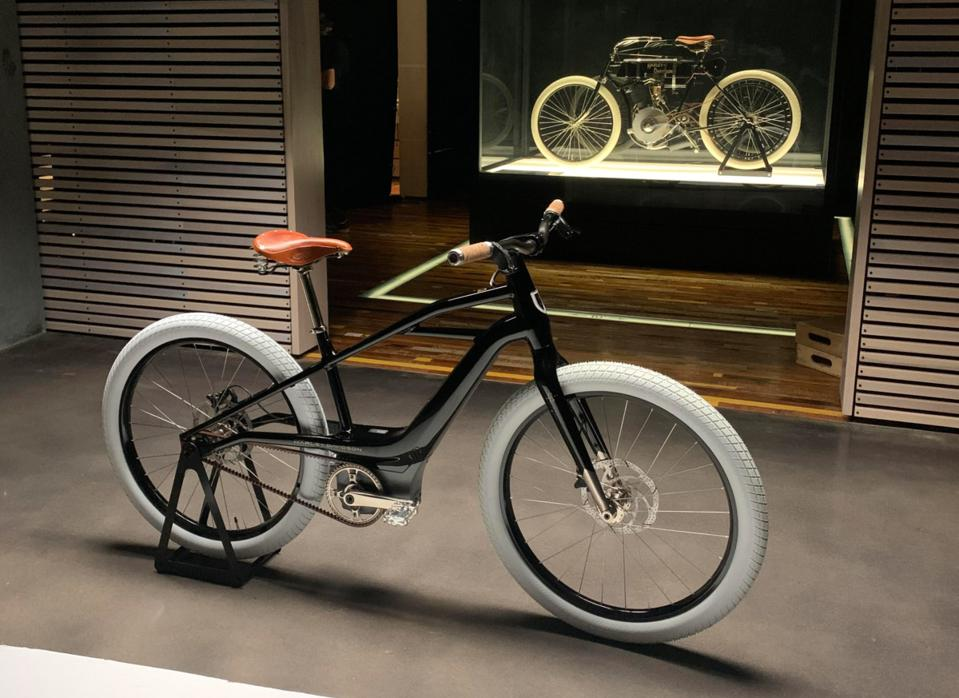 Harley-Davidson, electric bicycle