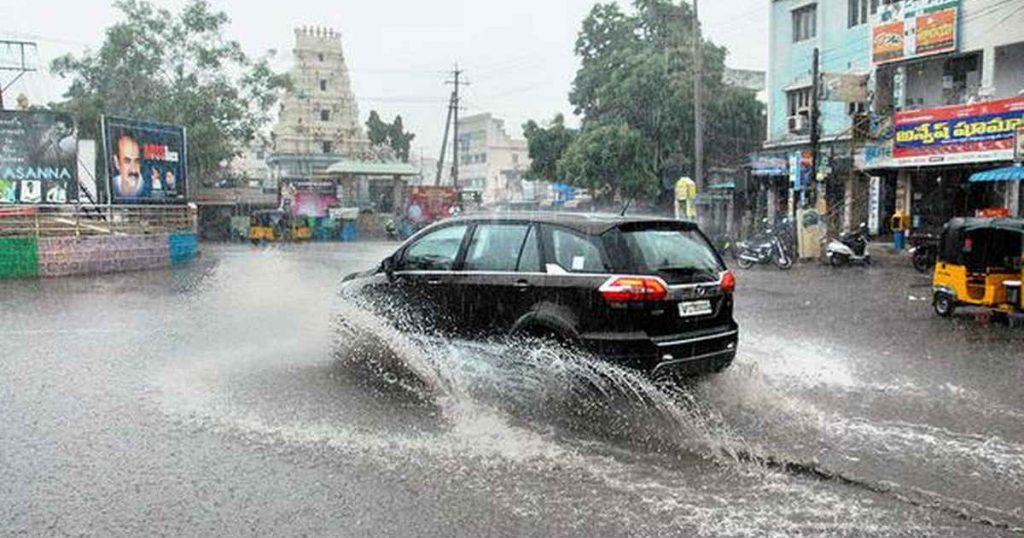 Hyderabad rainfall