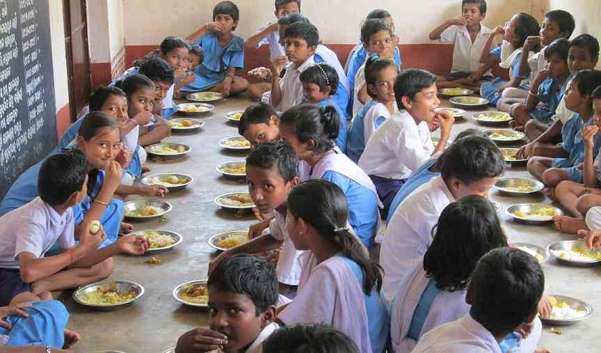 guidelines for midday meals