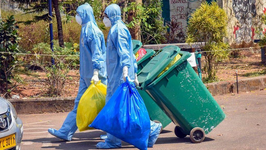 COVID Bio-medical Waste