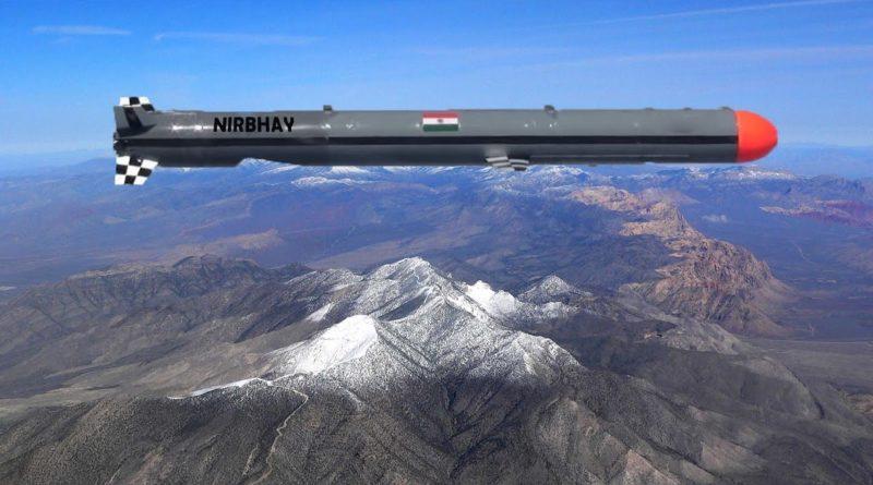 Nirbhay Missiles, LAC