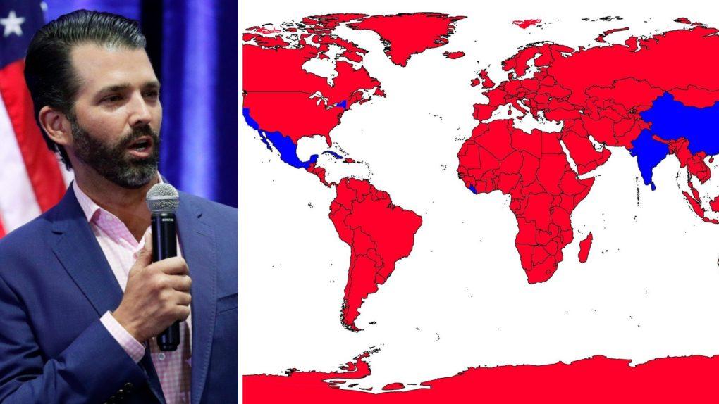 Donald Trump Jr, UNESCO