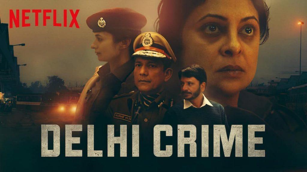 Delhi Crime wins international Emmy Awards for Best Drama Series