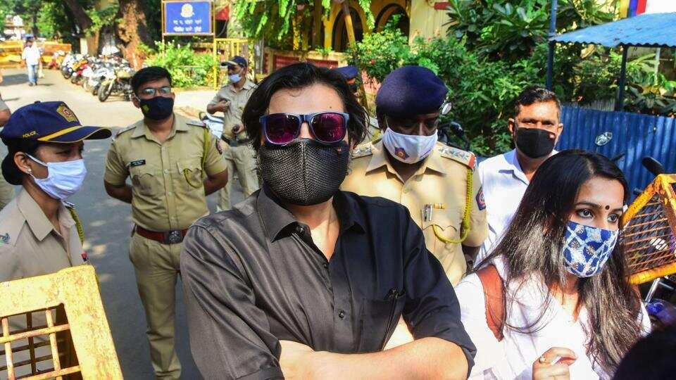 Arnab Goswami arrest,