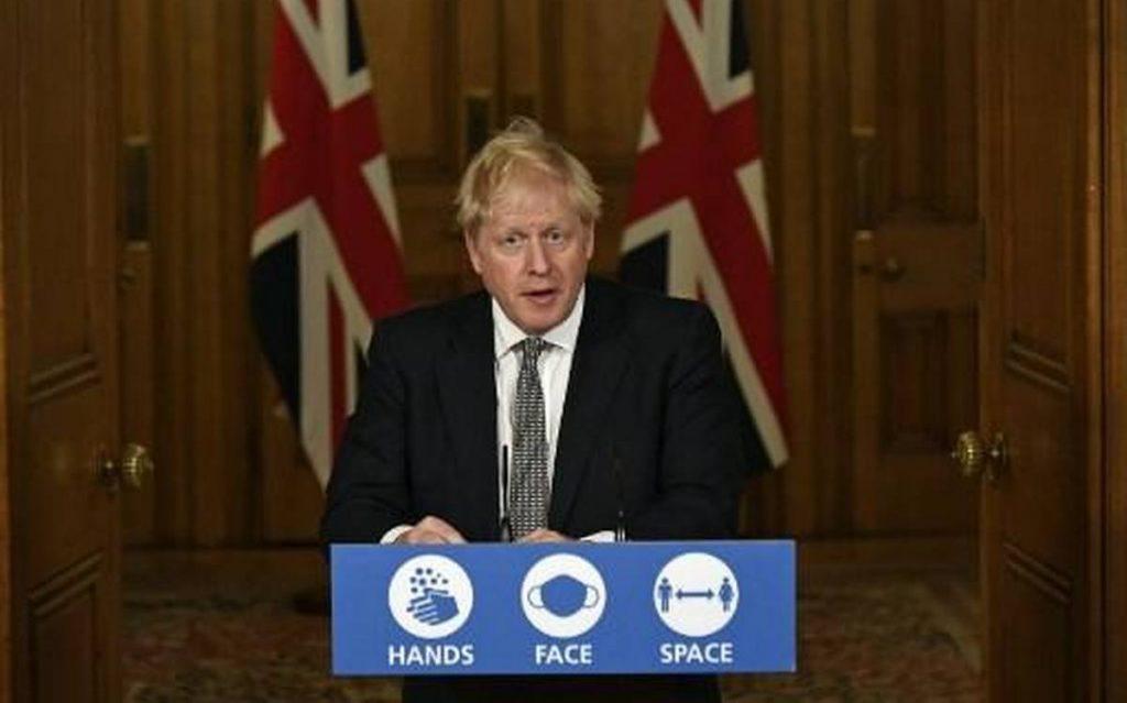 UK PM Borris