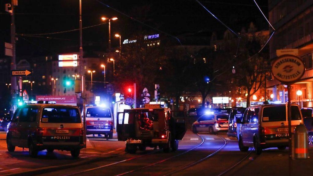 Vienna terror attack, UNESCO