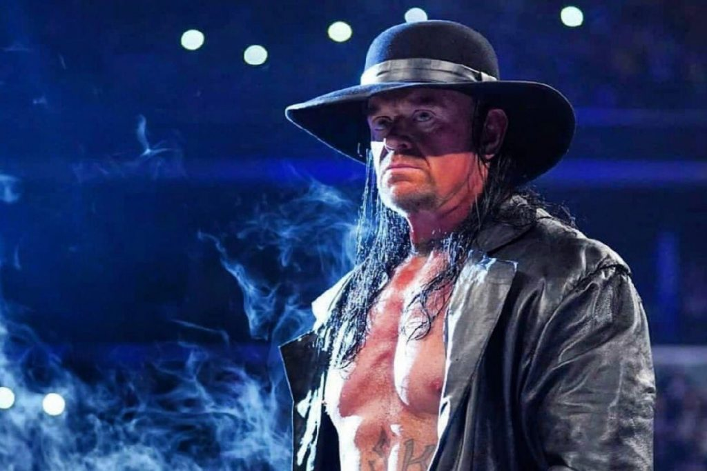 Undertaker announces his retirement from WWE