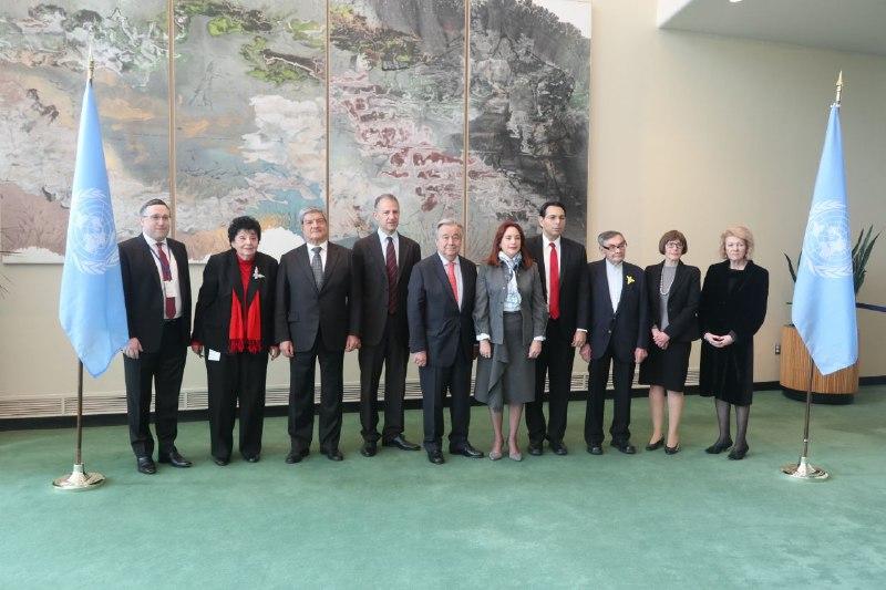 UN, World War II victims