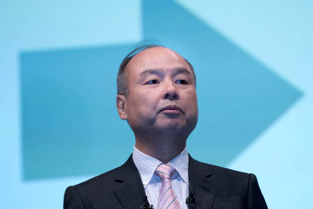 Softbank CEO
