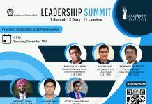 IIT Kharagpur Leadership Summit Day 2