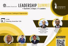 Leadership Summit 2020, IIT Kharagpur