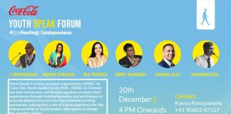 Youth Speak Forum 2020