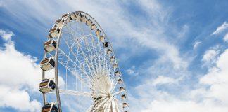 Amusement parks, tourist places