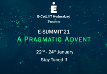 E-summit, IIT Hyderabad