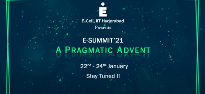E-summit, IIT Hyderabad