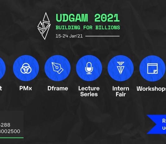 UDGAM 2021