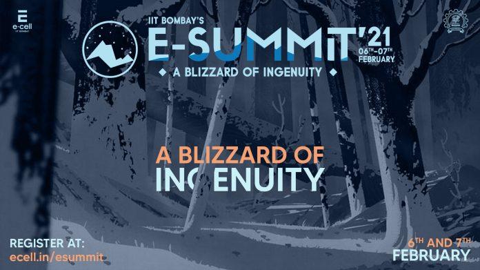 E-summit 2021, IIT Bombay