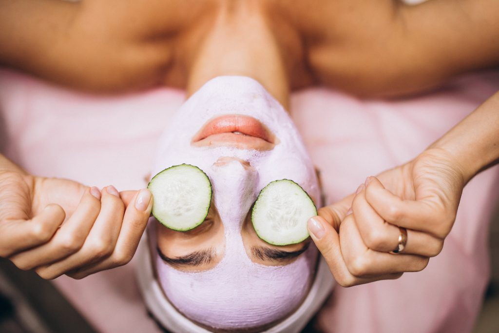 Natural Night Skincare Routine