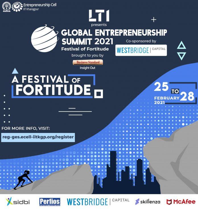 Global Entrepreneurship Summit (GES) 2021