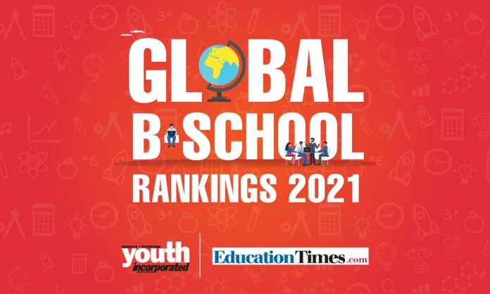 Global B-School Rankings 2021