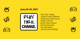 Play. Talk. Change.