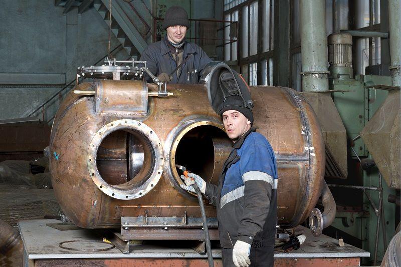 trades jobs, boilermaker