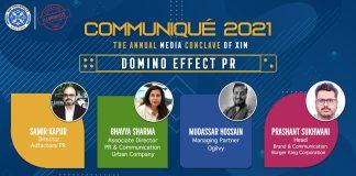 Communiqué 2021
